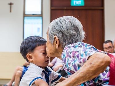 Impact of intergenerational relationships